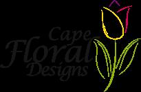 cape floral designs logo